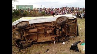 ROAD CARNAGE: What we know so far about accident that claimed over 30 lives