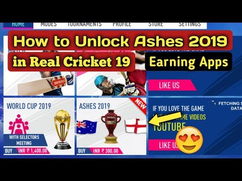 🥇 Real Cricket 19 MOD Latest APK Unlimited Money 2 6 For
