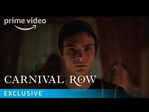 «Carnival Row» (2019) — два тизер-трейлера (оригинал)