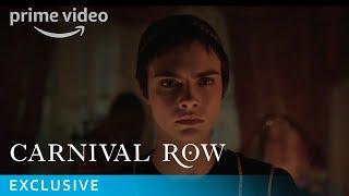 """VIDEO: CARNIVAL ROW – """"Vignette's Story"""" Featurette."""