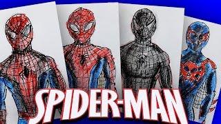 Костюмы Spiderman