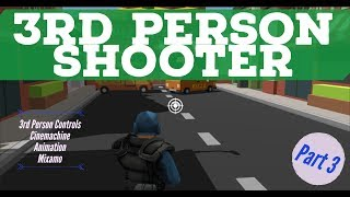 Third person cover shooter - Character setup tutorial - Eduardas Funka