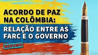Acordo de paz na Colômbia: Política de Estado, não de um governo