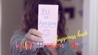 "Happiness Hack - Anonymous ""Love"" Notes"