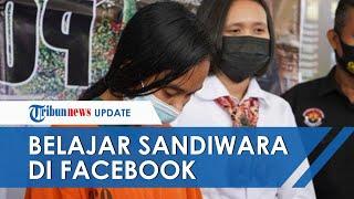 Ibu Muda di Bali Akting Dirampok untuk Curi Uang Mertua, Mengaku Belajar Lewat Facebook