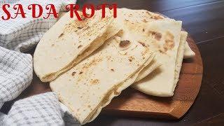 Sada Roti - Step by Step and Detailed - Episode 864