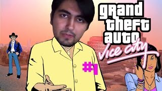 preview picture of video 'GTA Vice City #1 ÇAPKIN TOMMY'