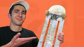 TRENDY OR USEFUL? - Skateboard Deck Rails