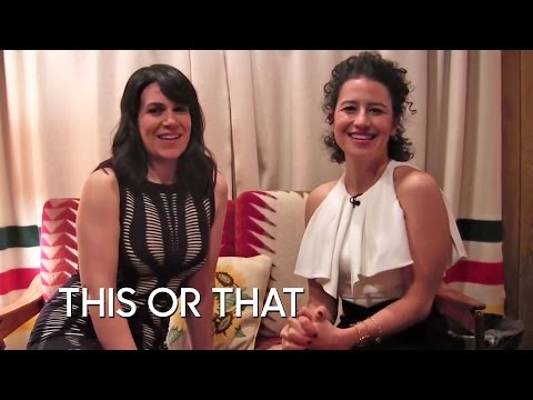 This or That: Abbi Jacobson and Ilana Glazer