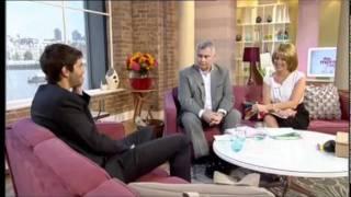 Jim Sturgess on ITV This Morning