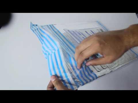 Unboxing anti salpicaduras para la cocina