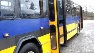 Used Bus For Sale - 1996 New Flyer Transit D40LF Diesel 40
