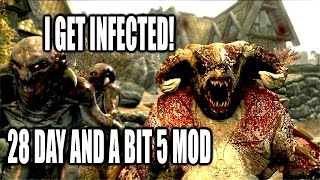 Zombie Infection Mod Skyrim | 28 Days and a Bit 5 Zombie Mutation Mod Skyrim Remastered Xbox One Mod