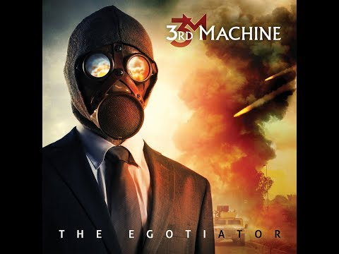 3rd Machine - The Egotiator (official videoclip) online metal music video by 3RD MACHINE