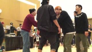 町田バトル Vol.11 予選 バトル練習(Dragon,BUSTA BASH,ムラトミ,RIKI)