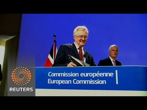 Little progress in E.U.-Britain Brexit talks