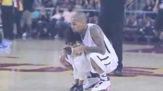 Chris Brown & Royalty - Right Here (HD)