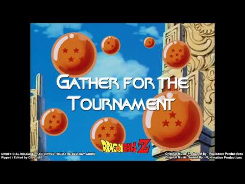 Dragonball Z - Episode 208 - Gather For The Tournament - (Part 1) - [Faulconer Instrumental]