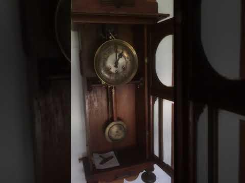 Orologio pendolo Westminster originale fine 1800