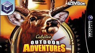 Cabela s outdoor adventures 2020 рыбалка