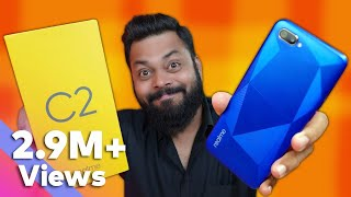 Realme C2 Unboxing & First Impressions ⚡ The Best Budget Smartphone Under 6000??