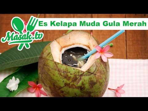 Video Es Kelapa Gula Merah | Minuman #090
