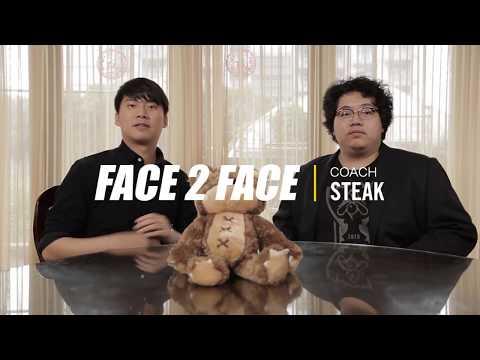 克萊門新節目 Face to Face 第一集 訪問牛排教練