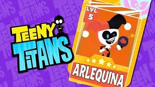 ARLEQUINA, JOVENS TITÃS!!   Os Mini Titãs - Teeny Titans #40