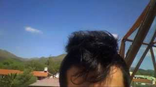 preview picture of video 'Capilla del monte - Cerro Uritorco, Cordoba. Vista desde el Hostel'