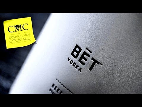 BET Vodka Review / Sugar Beet Vodka!?