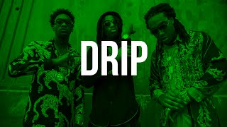 *FREE* Zaytoven x Migos Type Beat 'Drip' | Bricks On Da Beat
