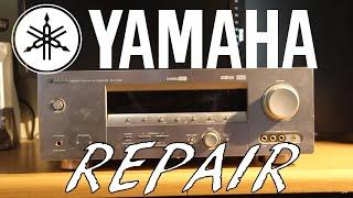 Yamaha RX V459 Repair