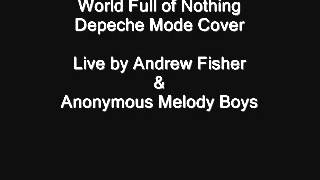 World Full Of Nothing, Depeche Mode - Cover