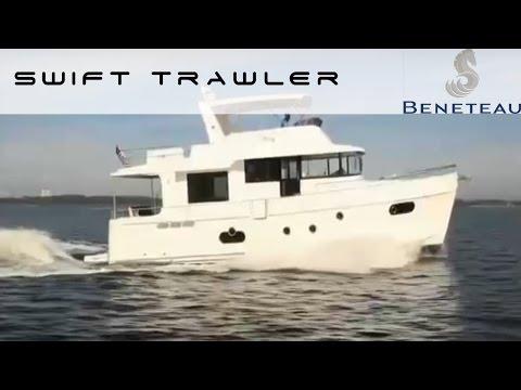 Beneteau America Swift Trawler 50 video