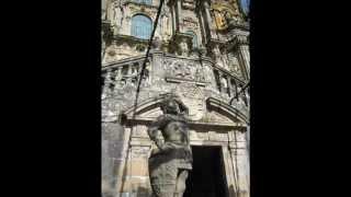 preview picture of video 'Santiago de Compostela: Terra di Cultura, Santi e Pellegrinaggi...'