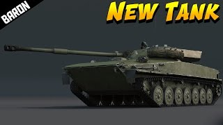 NEW Tank, Never Leave a Man Behind - War Thunder Gameplay