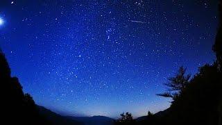 もうすぐオリオン座流星群の極大日