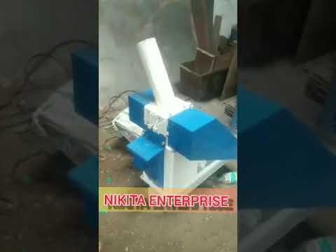 PET Bottle Crusher Machine BC-150