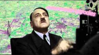 Hitler gives Gunsche something to do ( gentlementlemen )
