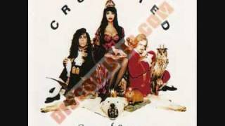"Army Of Lovers - Shine Like A star (sounds very much like ""Crucified"")"