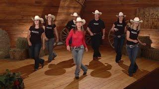 Cowboy Cha Cha - Line Dance Instruction