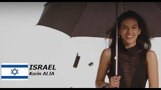Karin Alia Contestant from Israel for Miss World 2016 Introduction
