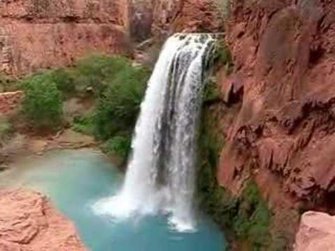 لقطة رائعة لأجمل مشهد  بولاية أريزونا الولايات المتحدة الأمر