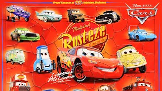 [Disney,PIXAR] Cars Jigsaw Puzzle Games 60piece