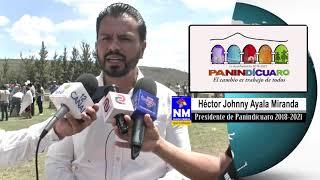 Se comienza propuesta para tener en Panindícuaro Exposición Ganadera: Héctor Johnny Ayala Miranda