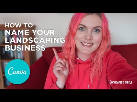 , title : 'How To Name Your Landscaping Business In 2020 | 5 Step Guide