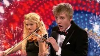 The Arrangement - Britain's Got Talent 2010 - Auditions Week 2
