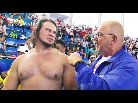 Интересные моменты II чемпионата мира по мас-рестлингу. Чолпон-Ата, Кыргызстан.