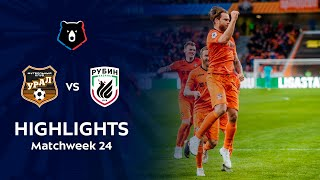 Highlights FC Ural vs Rubin (2-1)