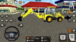 Track for kids | track and mini | jcb kids video | jcb cartoon video | tractor toys media| jcb games